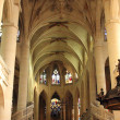 Church Saint Etienne du Mont, Paris, France — Stock Photo