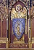 Saint genevieve — Foto de Stock