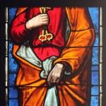 Saint Peter apostle — Stock Photo