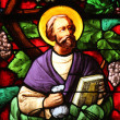 Apostle, stained glass — Stock Photo #18099017