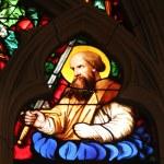 Saint Paul apostle — Stock Photo