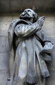 圣教皇格雷戈里十一 — 图库照片