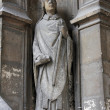 Foto Stock: Statue of Saint