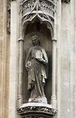 Angel, Saint-Bernard de la Chapelle Church, Paris — Stock Photo