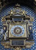 башня с часами, ла консьержери, париж — Стоковое фото