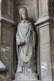 Estátua de santo — Foto Stock