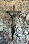 La crucifixion — Photo