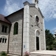 图库照片: Church of St. Anthony of Padua, Cetinje, Montenegro