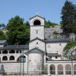 Orthodox monastery in Cetinje, Montenegro — Stock Photo