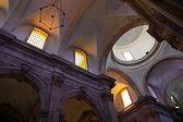 Iglesia del nacimiento de la virgen maría, prcanj, montenegro — Foto de Stock