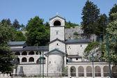 Monasterio ortodoxo de cetinje, montenegro — Foto de Stock