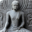 Stock Photo: Buddhin Bhumisparshmudra