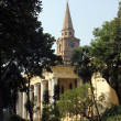 St John s Church in the BBD Bagh district of Kolkata, India — Stock Photo