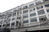 Colonial style building, Park Street, Kolkata, India. — Foto de Stock