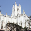 St Paul's Cathadral, Kolkata — Stock Photo