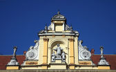 Museum of Arts and Crafts in Zagreb, Croatia — ストック写真