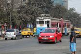 Kolkata tram — Foto de Stock