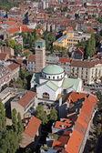Church of Saint Blaise in Zagreb, Croatia. — Stock Photo