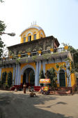 Sree Sree Chanua Probhu Temple in Kolkata, West Bengal, India — Stockfoto