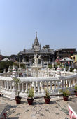 Jain Temple, Kolkata, West Bengal, India — Stock Photo