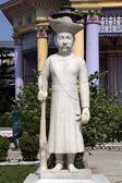 Jain tapınağı, kalküta, batı bengal, hindistan — Stok fotoğraf