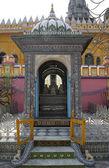 Джайнский храм в Калькутте, Западная Бенгалия, Индия — Стоковое фото