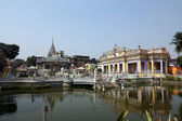 Jain Temple in Kolkata, West Bengal, India — Stock Photo