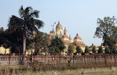 Dakshineswar Kali Temple in Kolkata — ストック写真