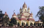 Dakshineswar Kali Temple in Kolkata — Stock Photo