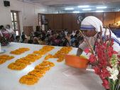 Tomb of Mother Teresa in Kolkata — Stock fotografie