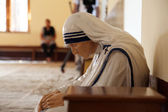 Statue of Mother Teresa — Stock Photo