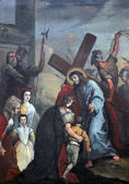 Station of cross — Stock Photo