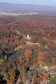 Park Maksimir Zagreb — Stock Photo