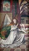 Archanděl gabriel, zvěstování — Stock fotografie