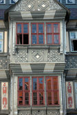 Half-timbered old house in Miltenberg, Germany — 图库照片
