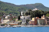 Santa Margherita, Liguria, Italy — Stock Photo