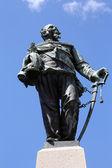 维托里奥 · 埃莱二世的纪念碑 — 图库照片