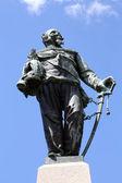 Monument to Vittorio Emanuele II — Stock Photo
