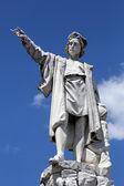 克里斯托弗 · 哥伦布 — 图库照片