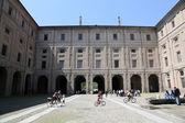 Palace of Pilotta, Parma, Italy — Stock Photo
