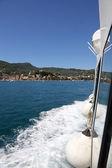Santa Margherita Ligure. Genoa, Italy — Foto de Stock