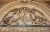 Angels, Basilica Santa Maria della Steccata, Parma, Italy — Stock Photo