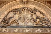 Angels, Basilica Santa Maria della Steccata, Parma, Italy — Stock Photo