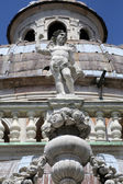 Statue of Angel Basilica Santa Maria della Steccata, Parma, Italy — Stock Photo