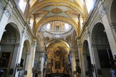 Church of Saint Vitale. Parma. Emilia-Romagna. Italy — Stock Photo