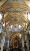 Church of Saint Vitale. Parma. Emilia-Romagna. Italy — Stock Photo
