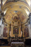 Church of Saint Vitale. Parma. Emilia-Romagna. Italy — Stockfoto