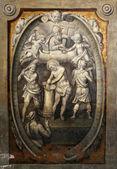 Flagelação de cristo — Foto Stock