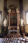 Altar at the Basilica Santa Maria della Steccata, Parma, Italy — Stock Photo