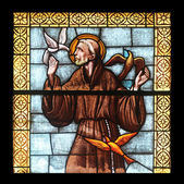 Saint Francis of Assi — Stock Photo